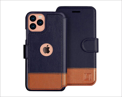 LUPA iPhone 11 Pro Wallet Case
