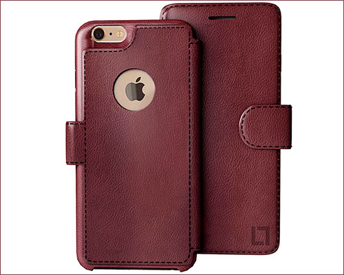 LUPA iPhone 6-6 Plus Wallet Case