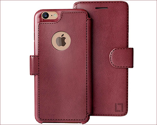 LUPA iPhone 7 Wallet Case