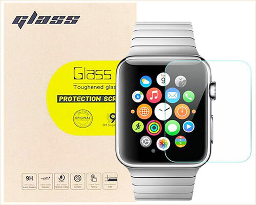 LUPAPA Apple Watch Screen Protector