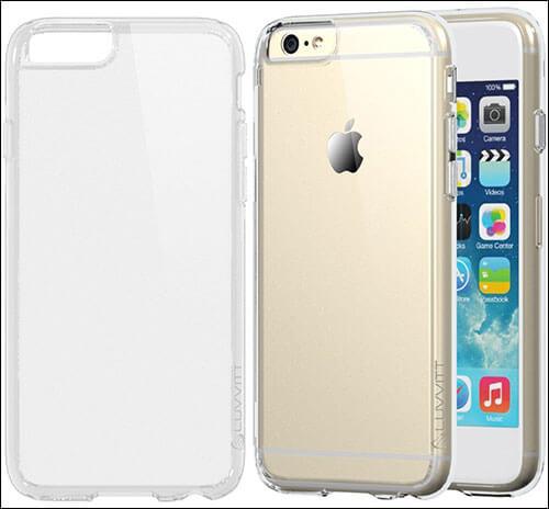 LUVVITT iPhone 6s Bumper Case