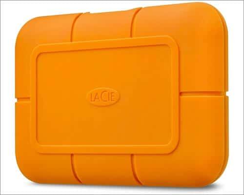 LaCie External SSD for Mac