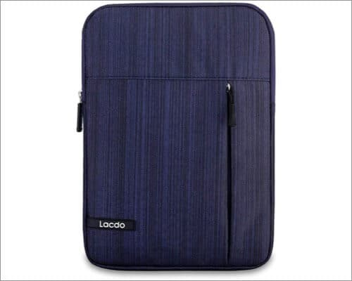 Lacdo Water Repellent Sleeve for iPad Pro 11-inch 4th Gen