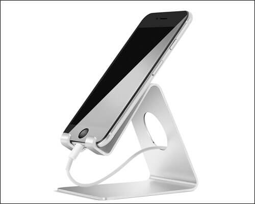 Lamicall Docking Station for iPhone 6-6s Plus
