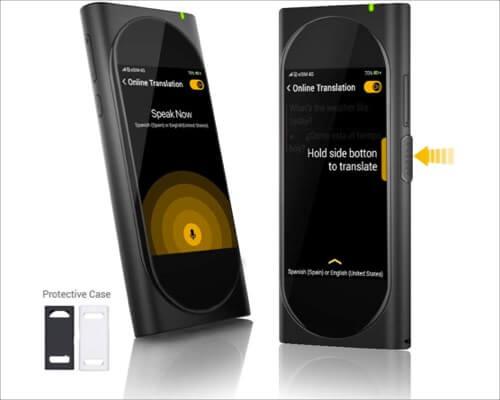Langogo Genesis Language Translator Device