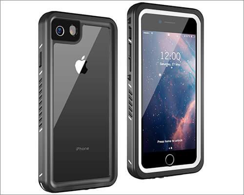 Lanwow iPhone 8 Waterproof Case