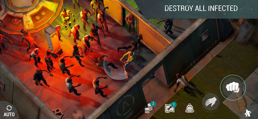 Last Day on Earth-Survival iPhone and iPad Game Screenshot
