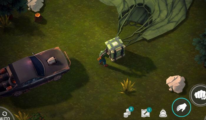 Last Day on Earth iPhone and iPad Game Screenshot