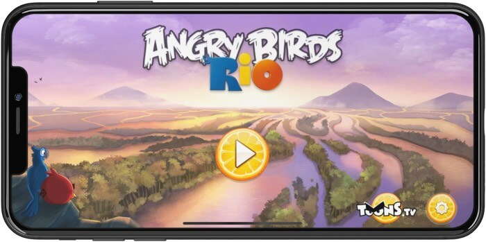 Launch Game to Play on iPhone