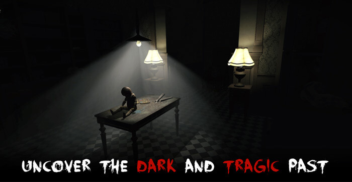 Layers of Fear Dark and Tragic Past Horror Game for iPhone and iPad