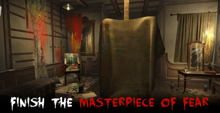 Layers of Fear Horror Game for iPhone and iPad