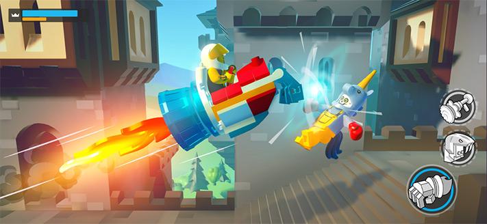 Lego Brawls Apple Arcade Multiplayer Game