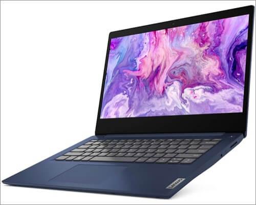 Lenovo IdeaPad 3 laptop for students