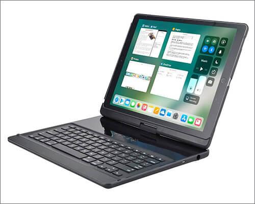 Lenrich iPad Pro 12.9-inch 2015-2017 Keyboard Case