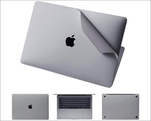 Leze Protective Skin for Macbook Air