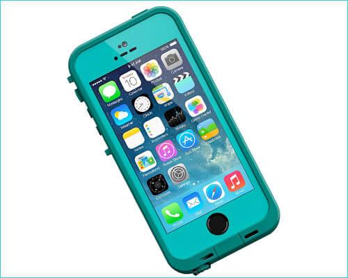 LifeProof FRE iPhone SE Waterproof Case