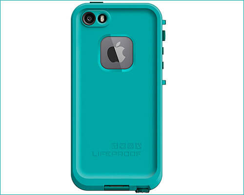 LifeProof Fre iPhone 5, 5s, and iPhone SE Waterproof Case