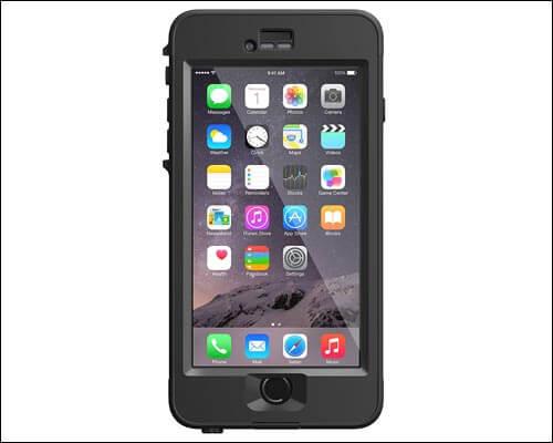 LifeProof NUUD iPhone 6 Plus Waterproof Case