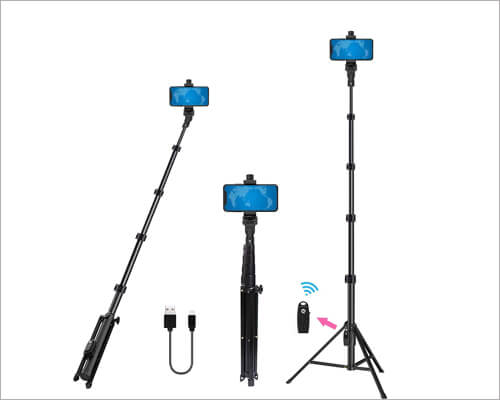 Lifelimit Selfie Stick for iPhone 11, 11 Pro and 11 Pro Max