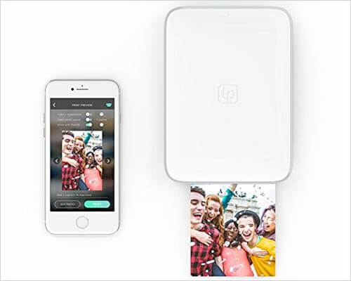 Lifeprint Portable Photo and Video Printer for iPhone
