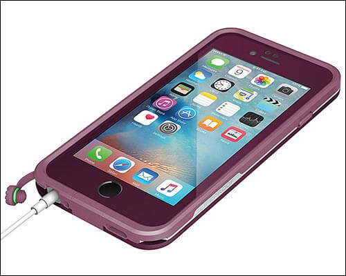 Lifeproof FRE Waterproof Case for iPhone 6-6s