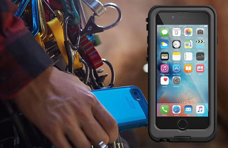 Lifeproof Fre iPhone 6s Plus Waterproof Battery Case