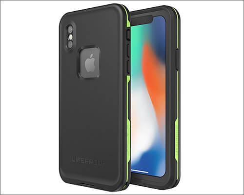 Lifeproof Fre iPhone X Waterproof Case