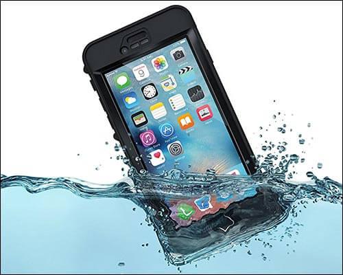 Lifeproof NUUD iPhone 6s Plus Waterproof Case
