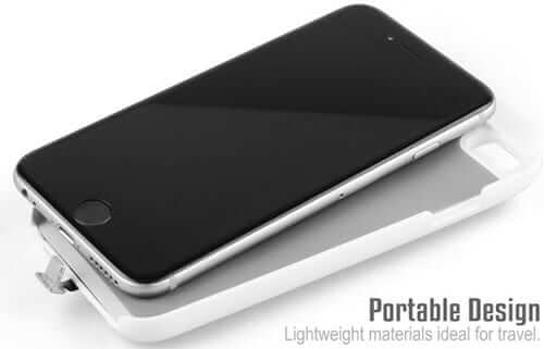 Light Weight Charging Case for iPhone 6