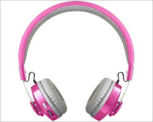 LilGadgets Wireless Bluetooth Headphones for Kids