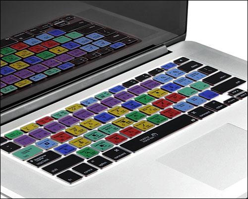 Litop Keyboard Skin for MacBook Pro