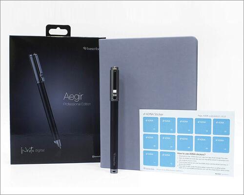 Livescribe Dolphin Edition Smart Notebook