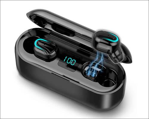 Lixada BT 5.0 Wireless Earphone