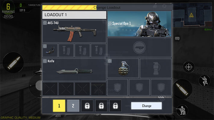 Loadut Call of Duty Mobile Tips and Tricks
