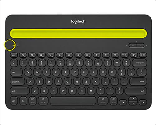 Logitech Bluetooth Keyboard for iPhone 6 and 6 Plus