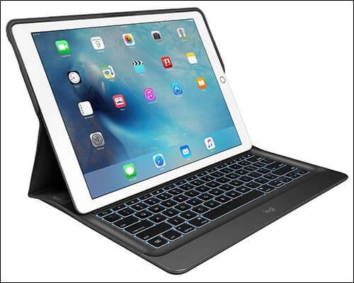 Logitech Create iPad Pro 12.9 Keyboard Case