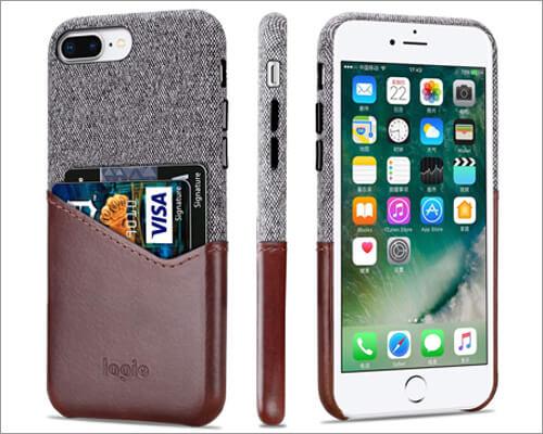 Lopie iPhone 7 Plus Designer Wallet Case