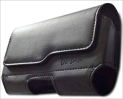 Lorem iPhone X Belt Clip Case