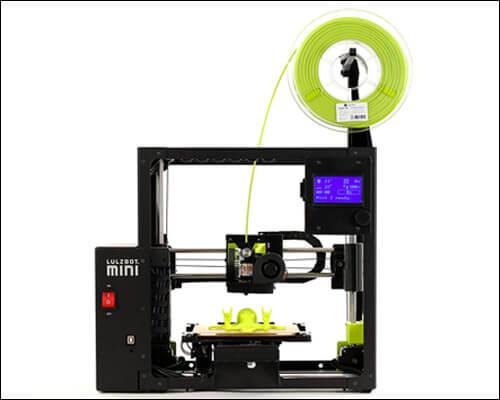 LulzBot Industrial 3D Printer