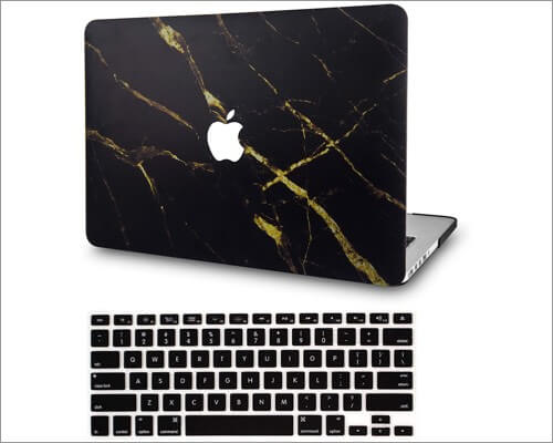 LuvCase Rubberized Plastic Case for 13 Inch MacBook Air