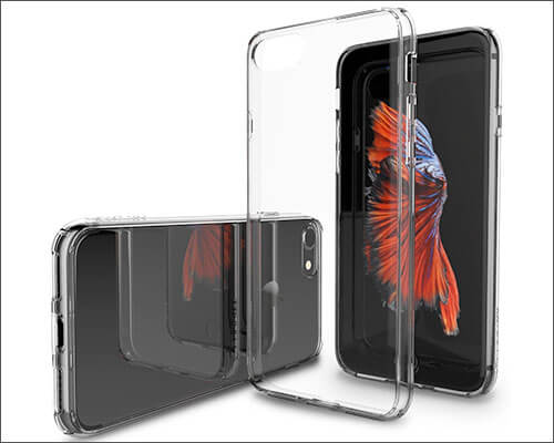 Luvvitt Clear View iPhone 7-8 Slim Case
