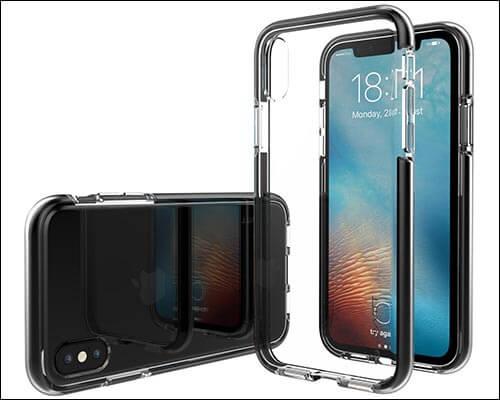 Luvvitt Prooftech iPhone X Bumper Case