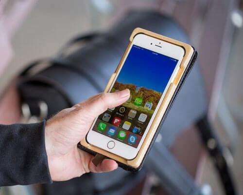 Luxury Pocket Book iPhone 7 Plus Case