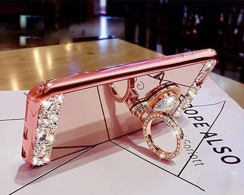 MACBOU iPhone 7 Ring Holder Case