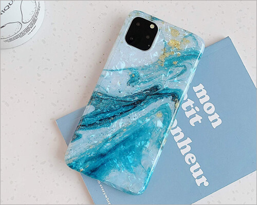 MANLENO iPhone 11 Pro Case for Women