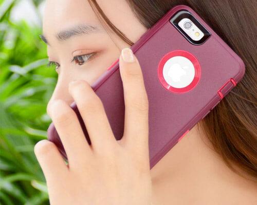 MAXCURY iPhone 6-6s Plus Case