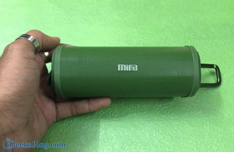 MIFA iPhone 6s-6s Plus Bluetooth Speaker