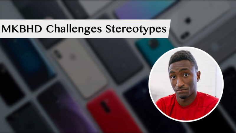 MKBHD Questions the StereoTypes with The Blind Smartphone Camera Test
