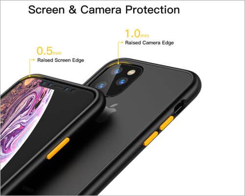 MKOAWA iPhone 11 Pro Max Slim Fit Case