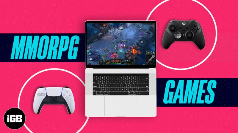 best MMORPGs for Mac
